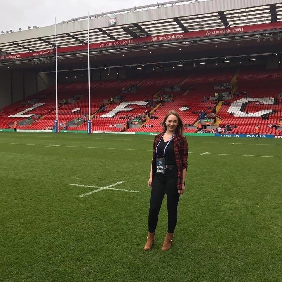 Emma Butler   Media and TV Producer at Salford Red Devils