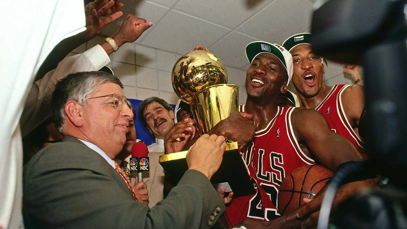 Michael Jordan and The Last Dance – 5 things we learned