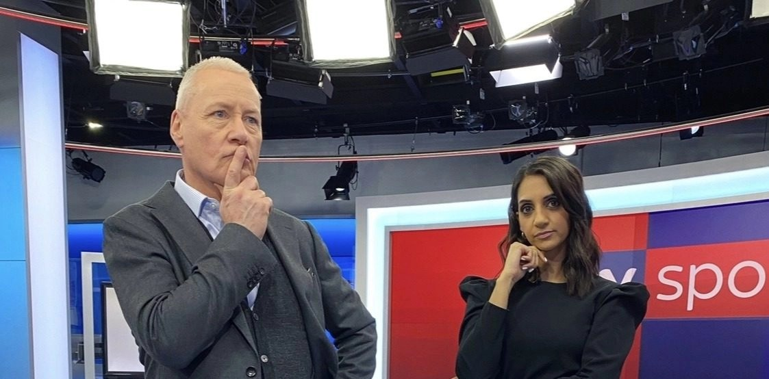 Bela Shah | Presenter at Sky Sports News