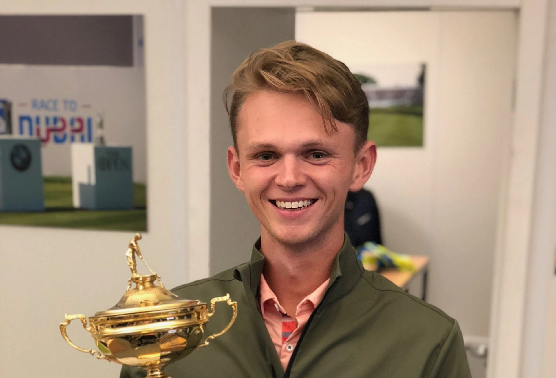 Chase McCarthy | Partnership Management Coordinator at the PGA European Tour