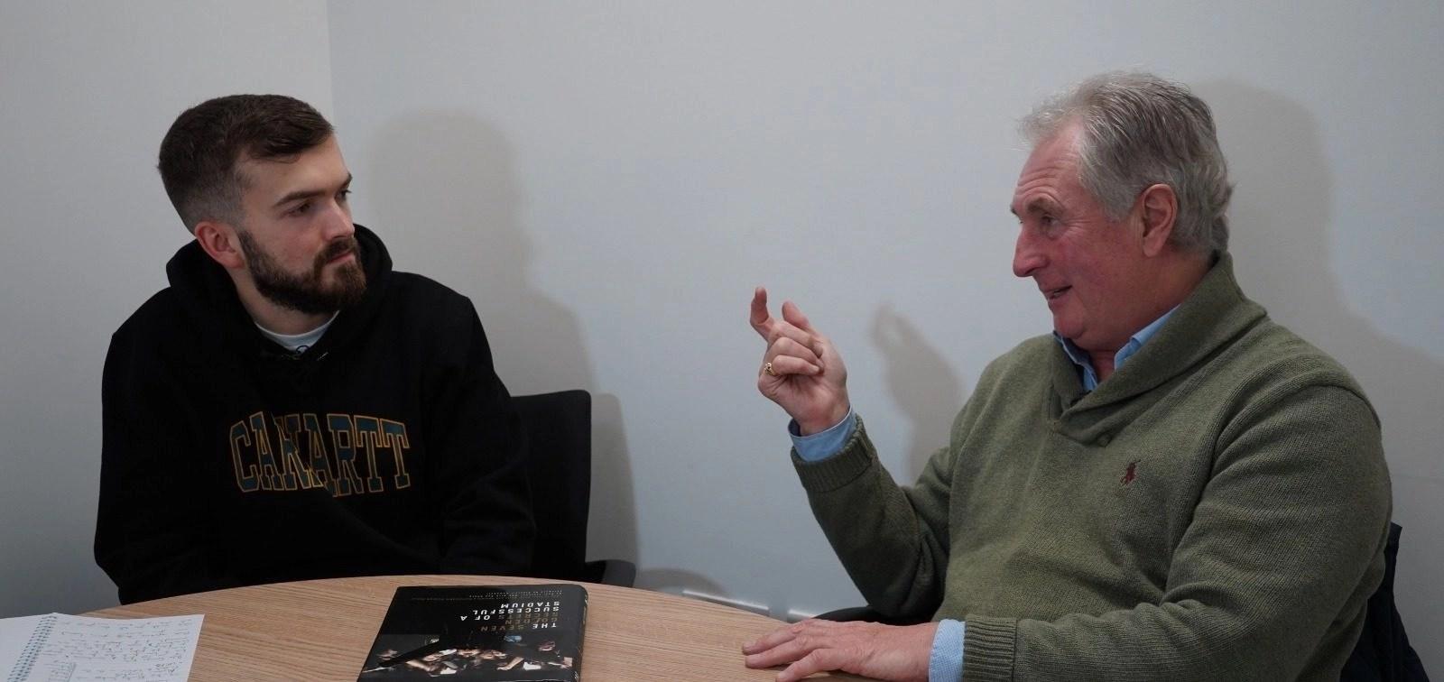 Jack Glennon | Co-Founder of Behind Sport
