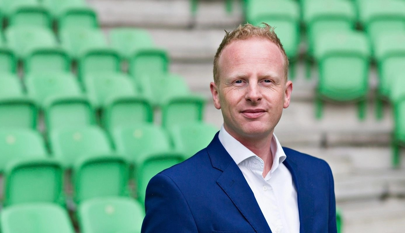 Edwin Froma | Marketing Manager for FC Groningen
