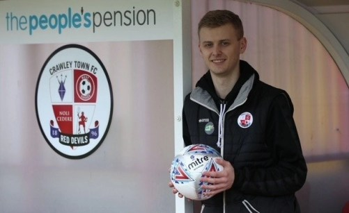Craigs previous role at Crawley Town