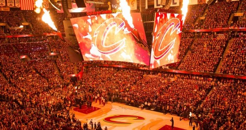Cleveland Cavaliers sports business
