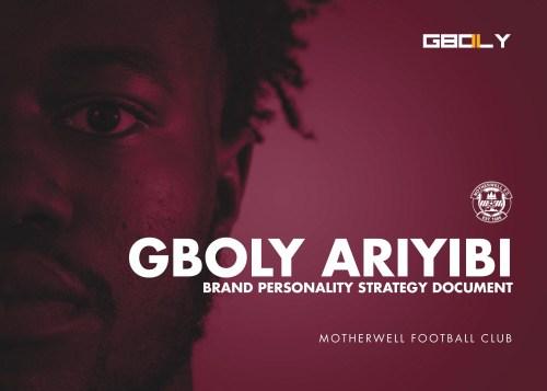 GBoly Ariyibi Brand
