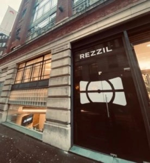 Rezzil UK office