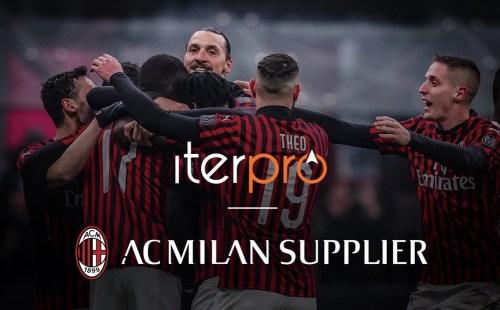 Iterpro x AC Milan