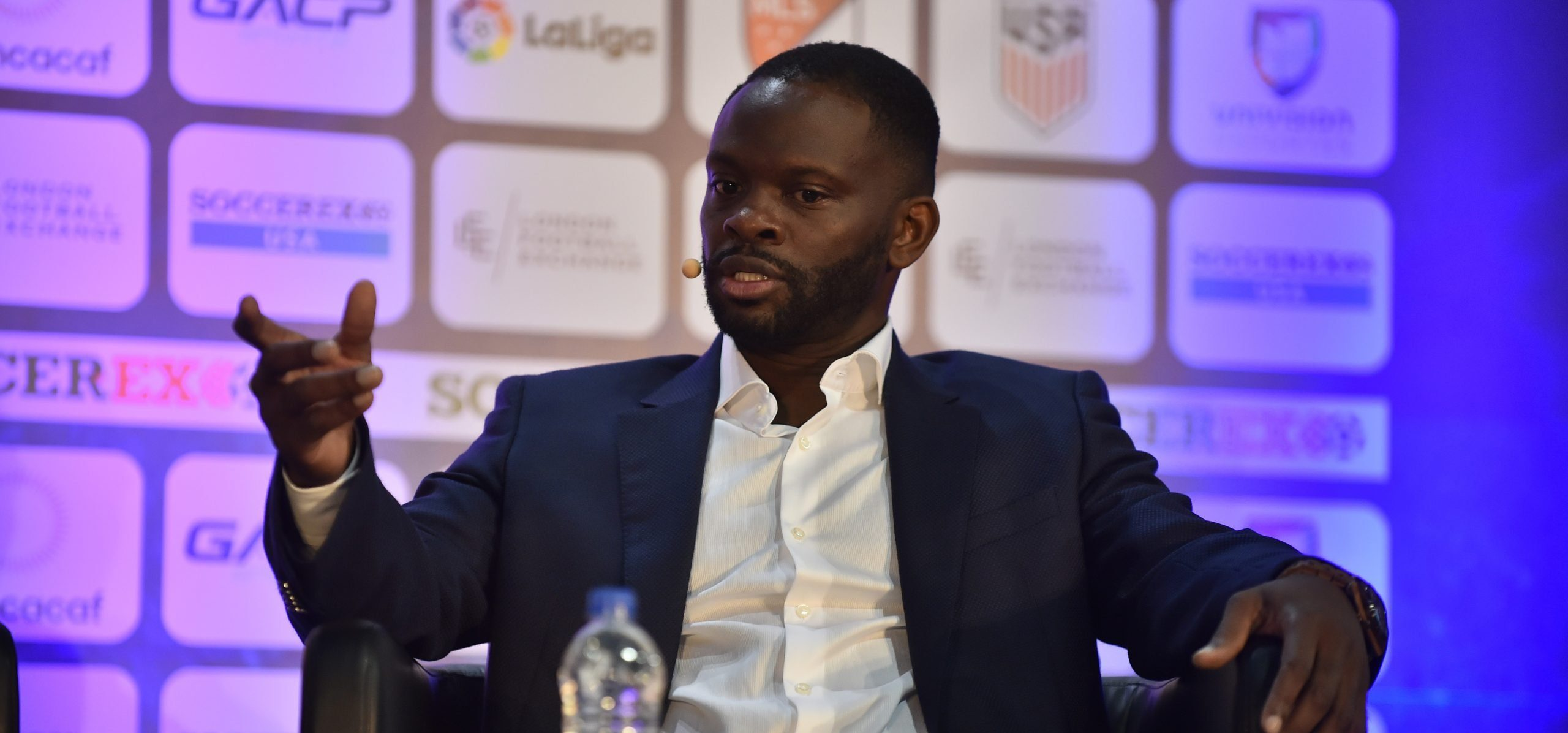 Louis Saha, AxisStars and helping athletes take control of their futures
