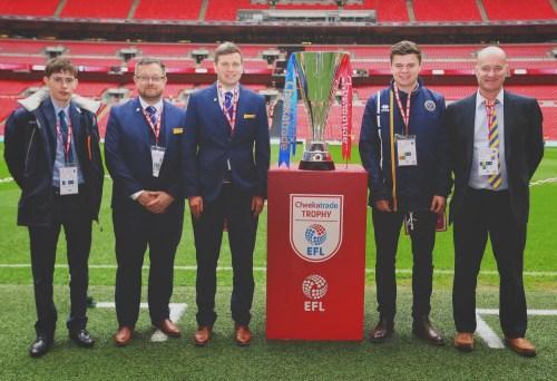 Matt Burgess Wembley