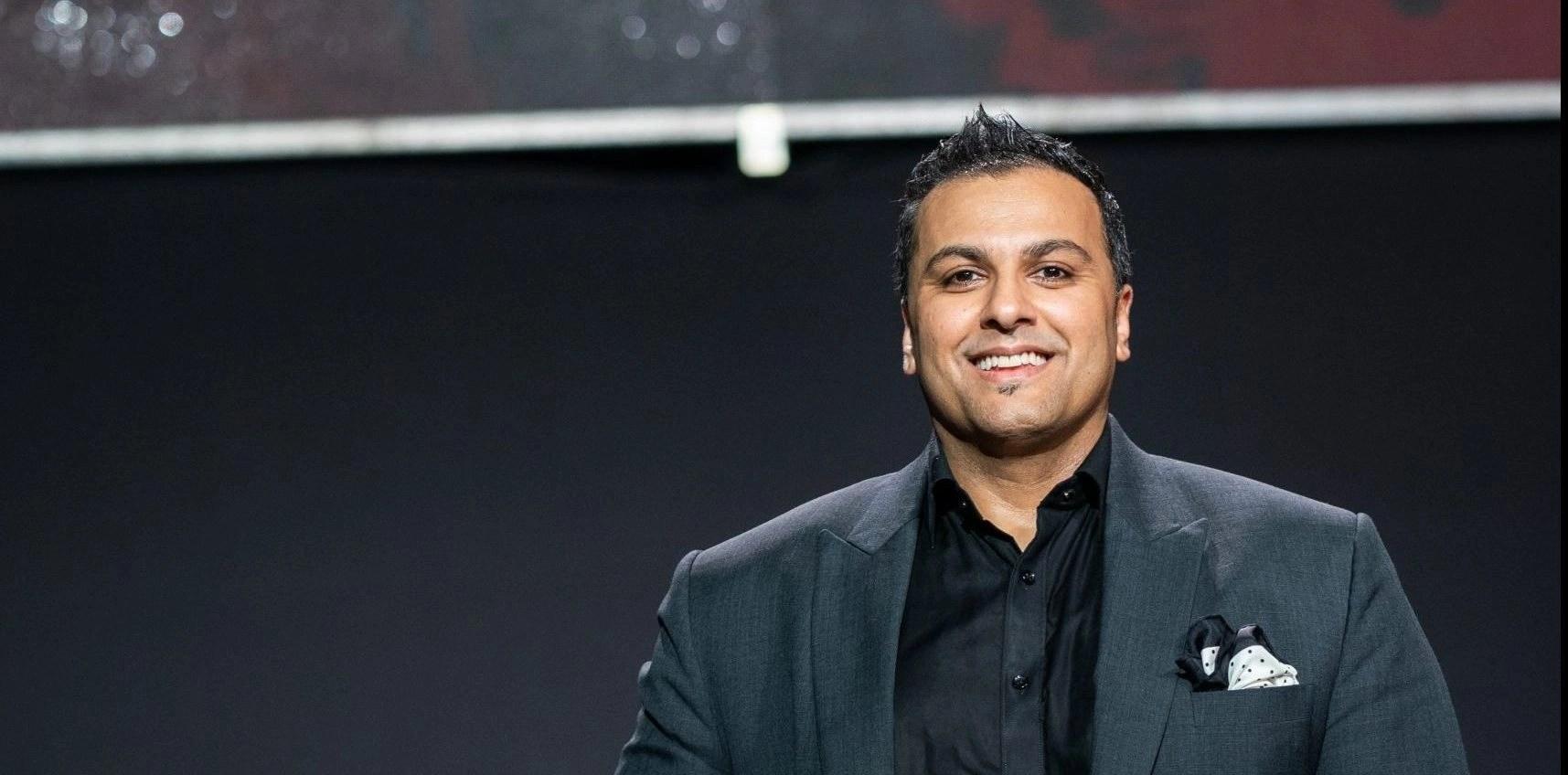 Azhar Muhammad Saul | Partner & Senior Vice President of Paradigm Sports