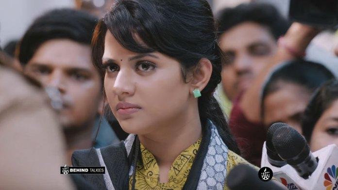 Aishwarya Dutta in .AarathuSinamjpg