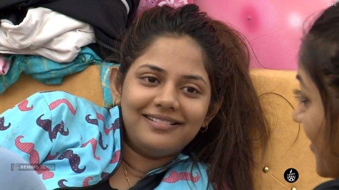 Aishwarya Dutta in Bigg Boss House