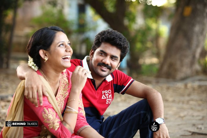 Aishwarya Dutta with Kavin