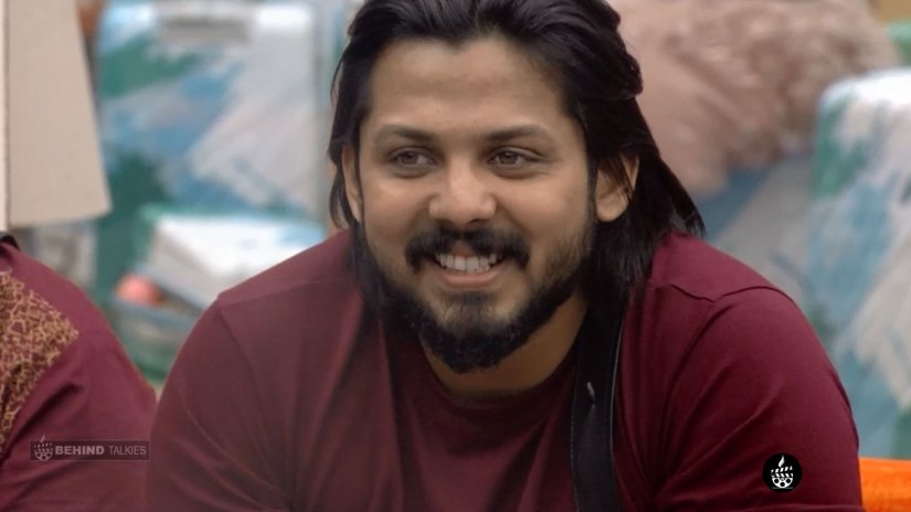 David John In Bigg Boss House
