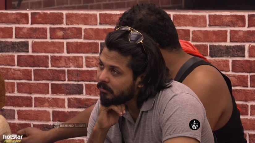 David John In-Bigg Boss House