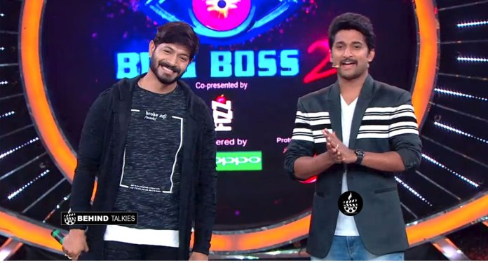 Kaushal in Bigg Boss Telugu
