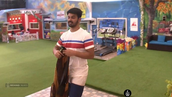 Mahat Upset in Bigg Boss