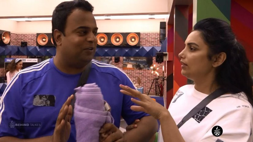 Manoj Varma In Bigg Boss House