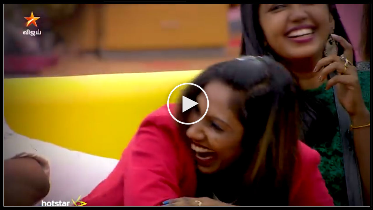 Nithya in Bigg Boss Tamil