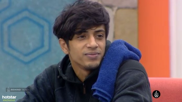 Shariq Khan in Bigg Boss House