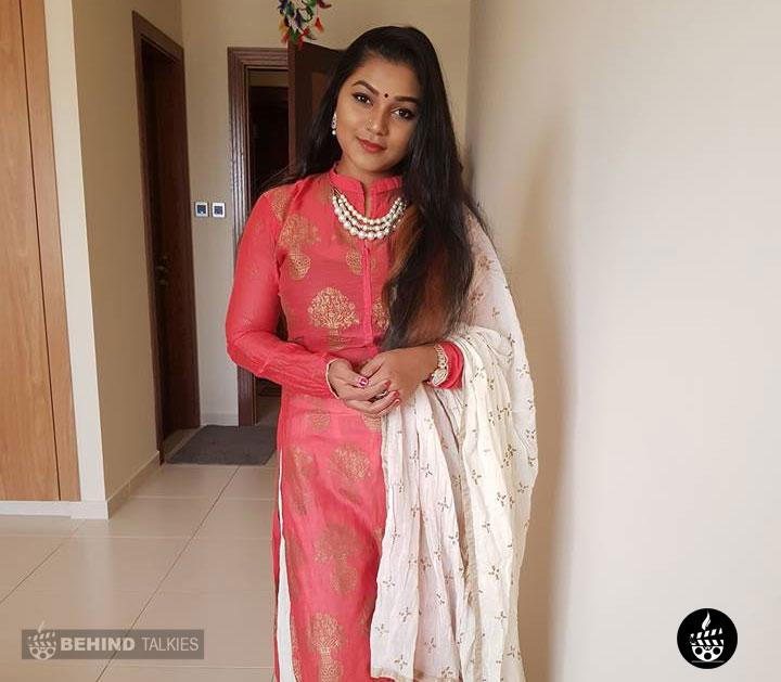 Sreelakshmi Sreekumar Anchor