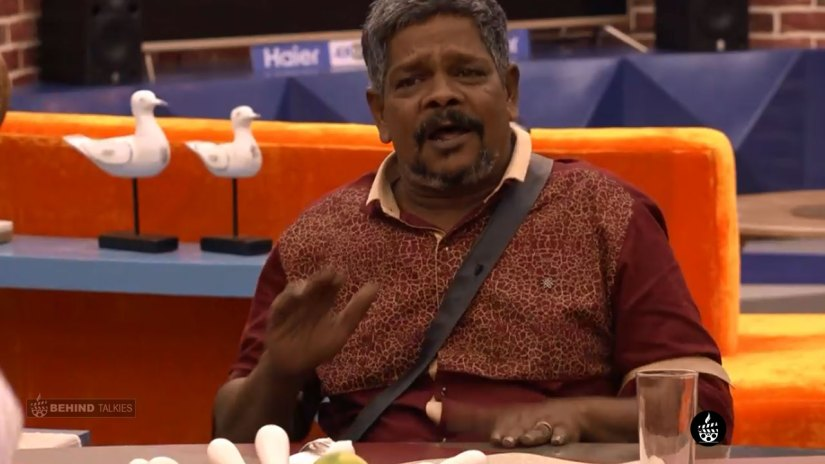 Suresh Thampanoor In Bigg Boss House