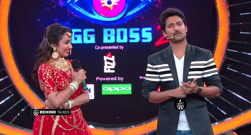 Tejaswi Madivada in Bigg Boss Telugu