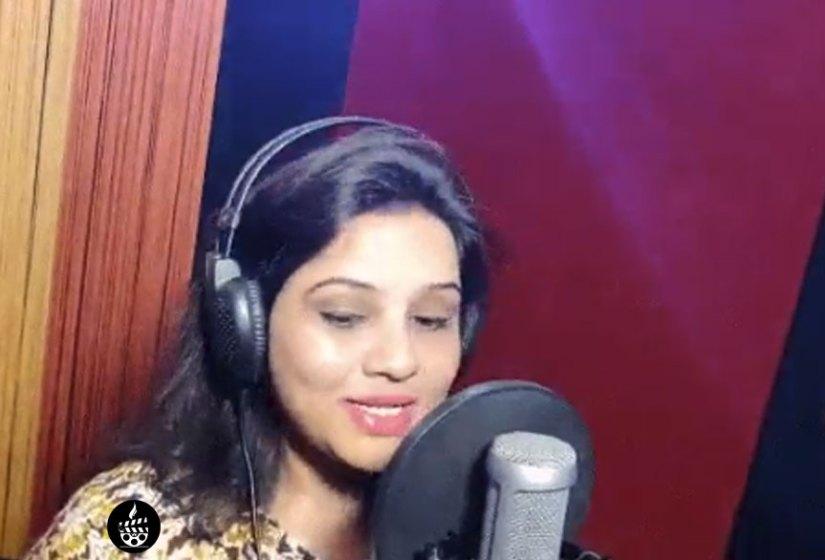 D Roopa at Studio