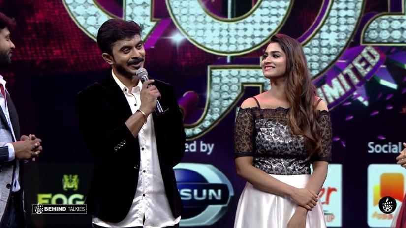 Azeem and Shivani in Jodi Unlimited
