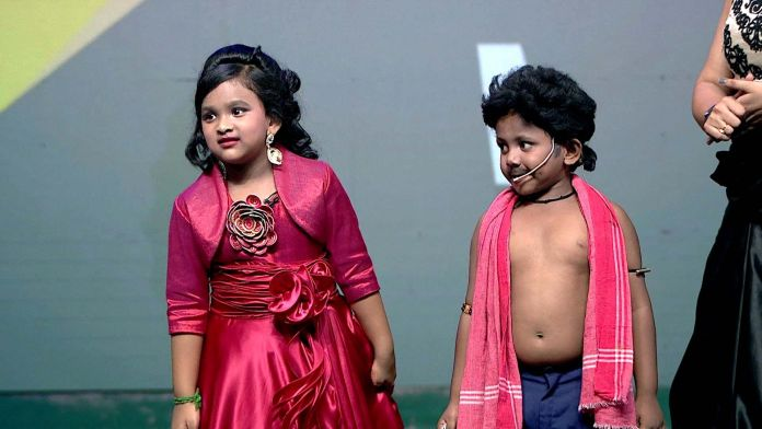 Jatti Jaganathan in Kings of Comedy Junior