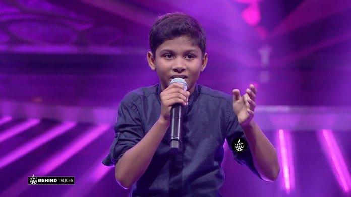Nikhil Super SInger