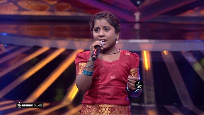 Super Singer Dharshini