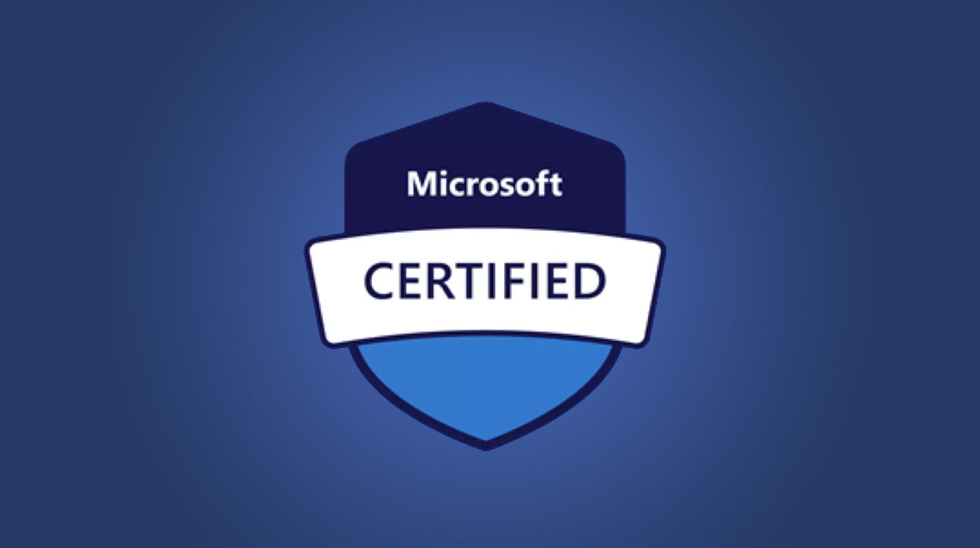MS Certificate