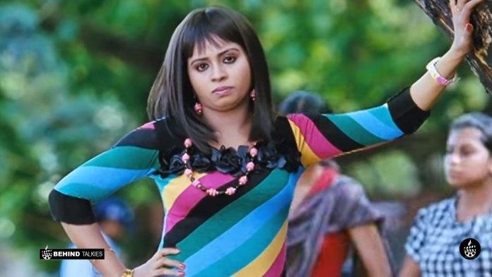 Madhumitha From Oru Kal Oru Kannadi Movie