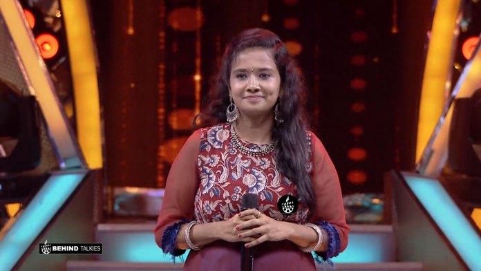 Singer Lakshmi Priya