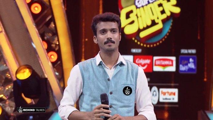 Singer Vikram