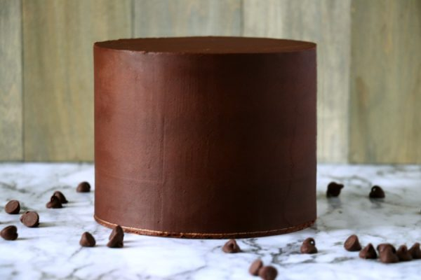 Behind the Cake ~ Chocolate ganache cake step by step video tutorial