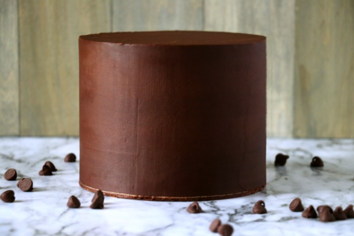 Behind the Cake ~ Chocolate ganache cake step by step video tutorial