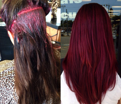 Red Velvet Color Formula Behindthechair Com