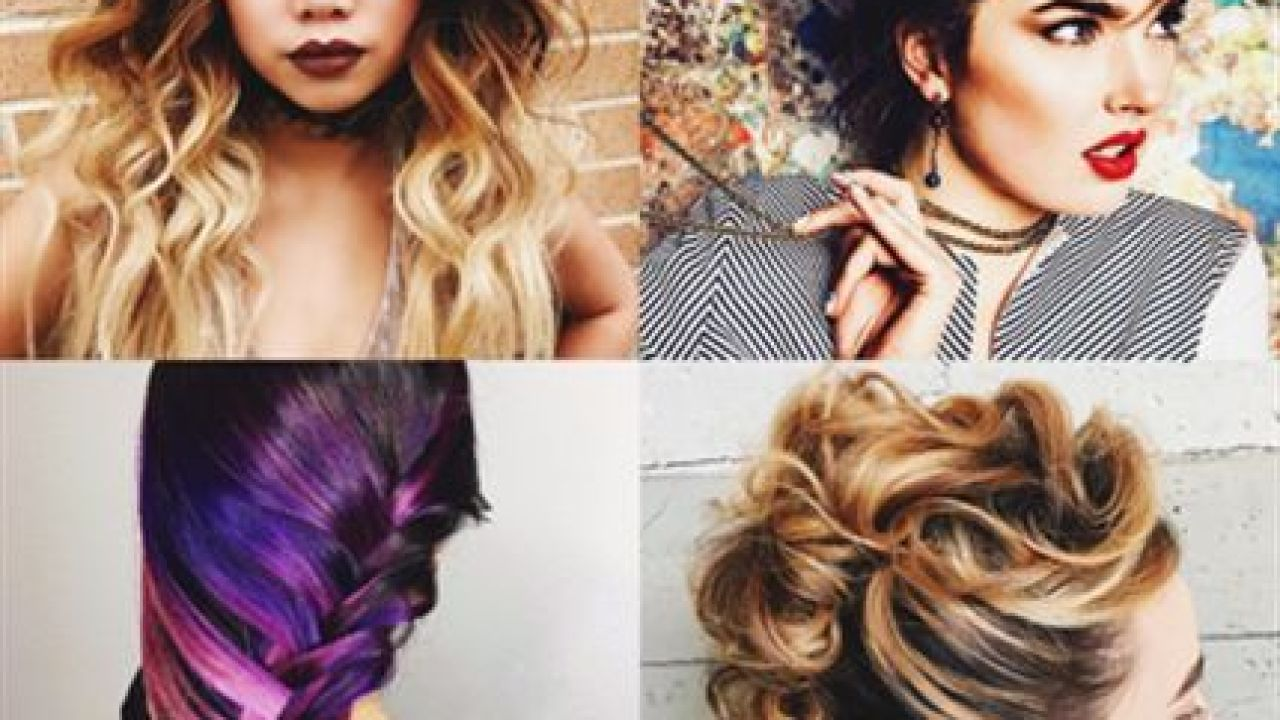 4 Styling How Tos From The Bio Ionic Style Awards Finalists Behindthechair Com