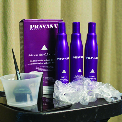 Fix Shade Fade Fast With Pravana S Artificial Hair Color Extractor
