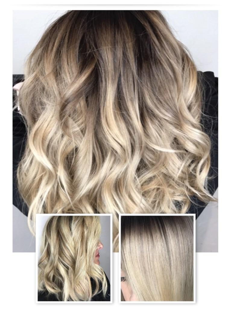 Winter Blonde Techniques + Bonus Makeover