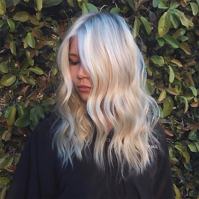 Justin Anderson The Perfect Shadow Root for Blonde Hair