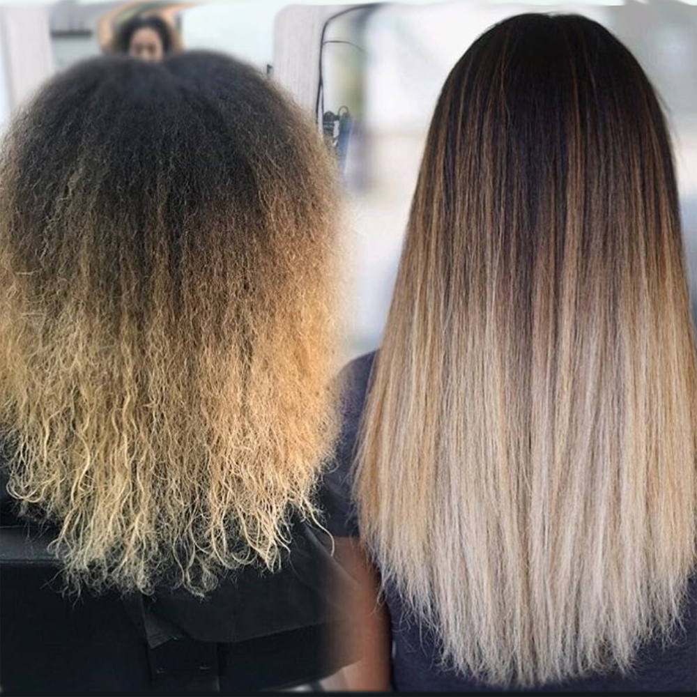 1 This Transformation By Colorbycoco Who Fully Dismissed That Frizz