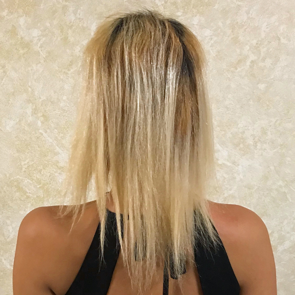Omg Transformation Correcting Color Cut With Extensions