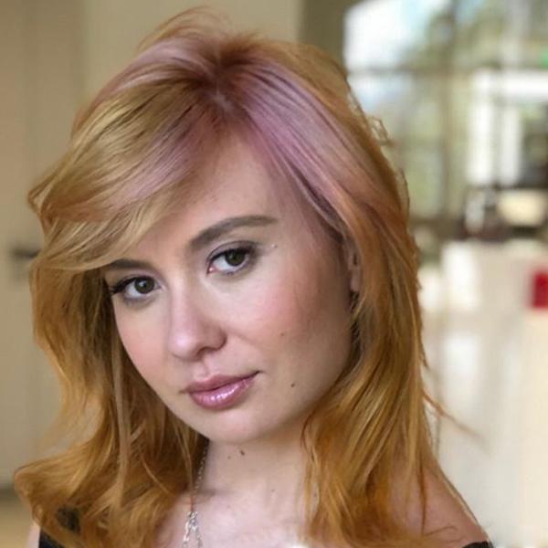 kadus professional jessicalizhair facebook live pastel rose gold copper pop of color color formulas