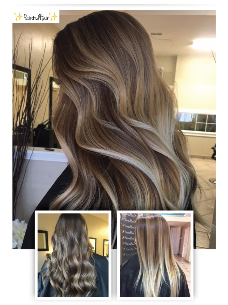 WEBINAR: Balayage Techniques with @paintedhair
