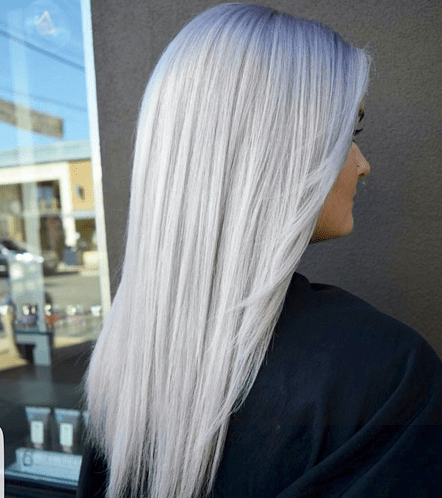 Frozen Blonde Pastel Shadow Root Behindthechair Com