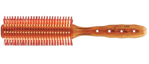 Y.S. Park 40G4 Curl Shine Styler Brush