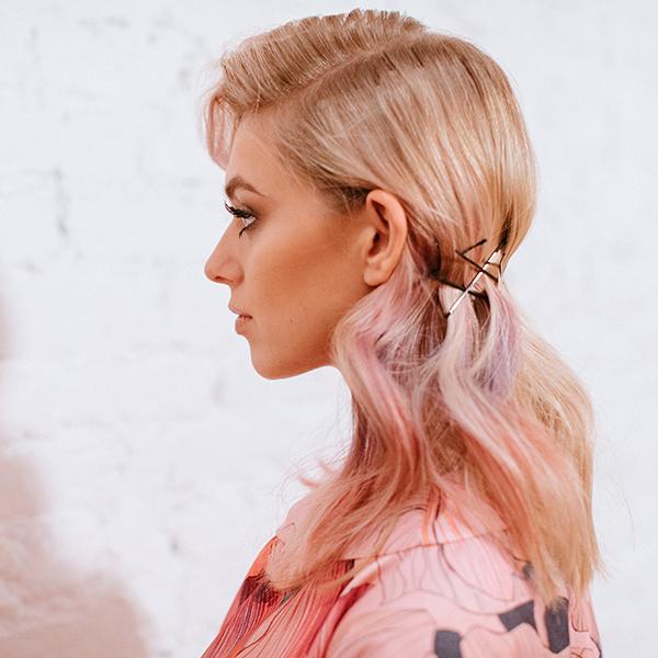 Ulta Pink and Purple Color By Danielle Keasling